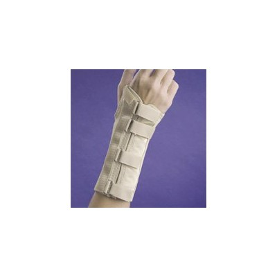 Fla 22-5601SBEG Soft Form Elegant Wrist Support for Right, Beige, Extra Small by BSN Medical