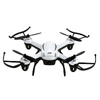owill JJRC h32gh 5.8GHz FPV空中6軸4CHクアッドコプターRTF 2MPカメラDrone One Size ホワイト OW091430OR
