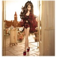 バービー Barbie Fashion ファッション Model Collection: Highland Fling Barbie Doll ドール 人形 フィ