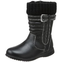 Pediped Flex Julia Boot ( Toddler / Little Kid ) カラー: ブラック