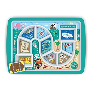 Fred & Friends Dinner Winner Kids 'ディナートレイ 5175834