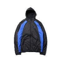 NIKE JSW WINGS WINDBREAKER (ナイキ ジョーダン JSW WINGS ウィンドブレーカー) BLACK/BLACK/GAME ROYAL/(GAME ROYAL)【メンズ...