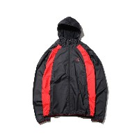 NIKE JSW WINGS WINDBREAKER(ナイキ ジョーダン JSW WINGS ウィンドブレーカー)(BLACK/BLACK/UNIVERSITY RED/(UNIVERSITY...