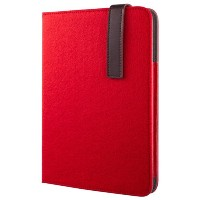 AViiQ Felt Case for iPad mini Red/Grey