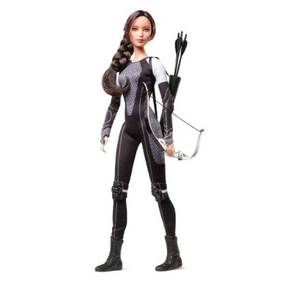 Barbie Hollywood: The Hunger Games Katnis Doll