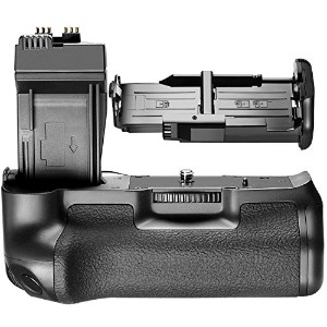 New Battery Grip For Canon Eos 550D 600D / Rebel T2I T3I Slr Digital Camera
