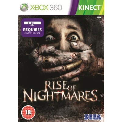 Rise of Nightmares - Kinect Compatible (Xbox 360)
