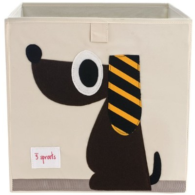 3 Sprouts Storage Box Dog (並行輸入)