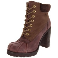 Lucky Women 's Laverne Boot カラー: ブラウン