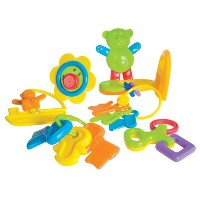 Funtime Rattle Set by None