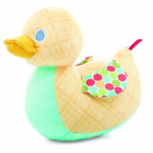 World of Eric Carle, Pastel Plush Toy, Lady Duck by Kids Preferred