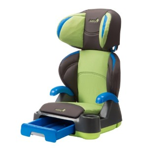 Safety 1st Store N Go with Back Booster Car Seat, Adventure by Safety 1st