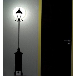 Dream Wall Decal, Gaslamp by wall dream