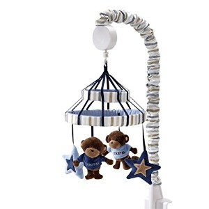 Carter's Monkey Collection Musical Mobile by Carter's
