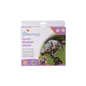 Dreambaby Weather Shield - Clear by Dreambaby