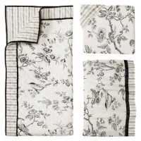 Castle Hill Toile Bebe 3 Piece Crib Bedding Set by Castle Hill