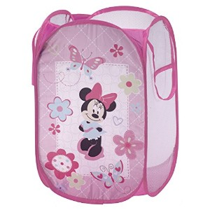 Disney Minnie Mouse Pop-Up Hamper by Disney