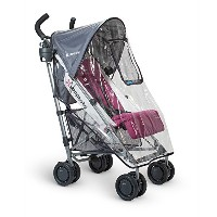 UPPAbaby G-Series Rainshield, Clear by UPPAbaby [並行輸入品]