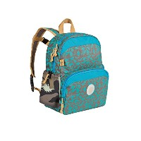 Lassig Kids Backpack for Kindergarten or Pre-School with chest strap, name badge and drink Bottle...