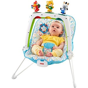 Fisher-Price Musical Friends Bouncer by Fisher-Price