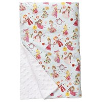 Baby Elephant Ears Ultra Soft Baby Blanket (XLarge (42x32), Fair Maiden) by Baby Elephant Ears