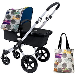 Bugaboo Cameleon3 Accessory Pack - Andy Warhol Transport/Royal Blue (Special Edition) by Bugaboo