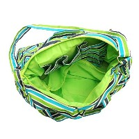 Green Breeze Imports Lime Green Diaper Bag by Green Breeze Imports