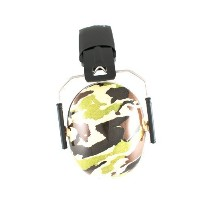 Baby Banz earBanZ Kids Hearing Protection, Camo Green, 2 - 10 YEARS by Baby Banz [並行輸入品]