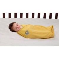 Baby Swaddler - Yellow by NoJo