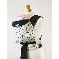 Palm and Pond Mei Tai Baby Sling Carrier - Blue Star by Palm&Pond