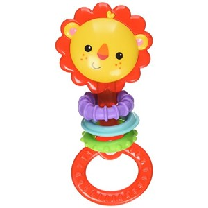 Fisher-Price Rattle, Lion by Fisher-Price