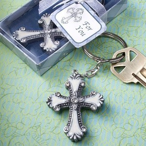 Fashioncraft Cross Design Keychain (Discontinued by Manufacturer) by Fashioncraft [並行輸入品]