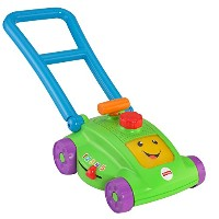 Fisher-Price Laugh & Learn Smart Stages Mower [並行輸入品]