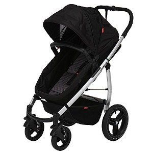 PHIL&TEDS フィル&テッズ smart lux compact stroller (buggy) トープ ベビーカー [並行輸入品]