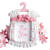 Fashioncraft Cute Baby Themed Photo Frame, Girl by Fashioncraft [並行輸入品]