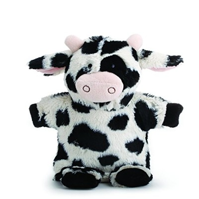 Nat and Jules Cow Puppet Plush Toy, Cormac by Nat and Jules