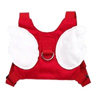 E'Plaza Angle Wings Baby Walking Safety Harness Reins Toddler Leash Child Kid Strap (red) by E'Plaza