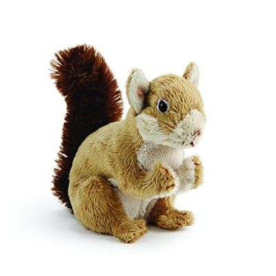 Nat and Jules Plush Toy, Squirrel by Nat and Jules