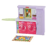 Fisher-Price Loving Family Laundry Room [並行輸入品]