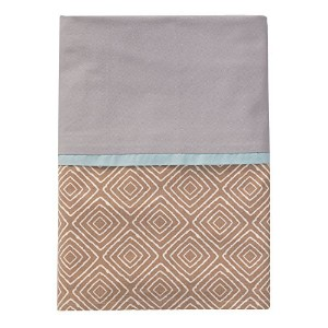 Lolli Living Zig Zag Zoo Bed Skirt, Multi by Lolli Living [並行輸入品]