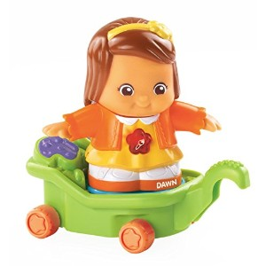 VTech Go! Go! Smart Friends Dawn and her Wagon [並行輸入品]