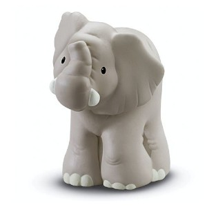 Fisher-Price Little People Elephant [並行輸入品]