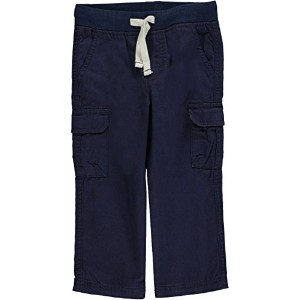 Carter's Baby Boys' Drawcord Cargo Pants - navy, 12 months by Carter's