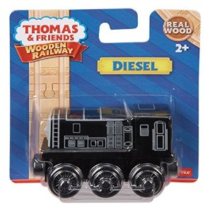 Fisher-Price Thomas the Train Wooden Railway Diesel [並行輸入品]