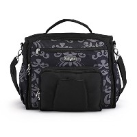 DEMDACO Lillybit Diaper Bag, Damask by Demdaco