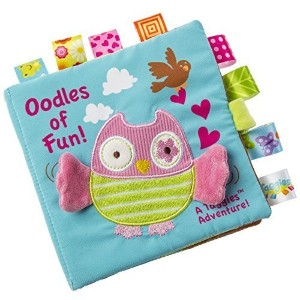 Taggies Oodles Owl Soft Book by Taggies [並行輸入品]