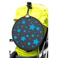My Buggy Buddy Sunshade - Blue Stars