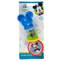 Disney Mickey Mouse Barebell Rattle by Disney