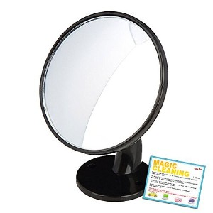 Car Wide Angle Rear View Multi Blind Spot 2.7inch Mirror Baby Mirror Side Angle Adjustable Glass by...