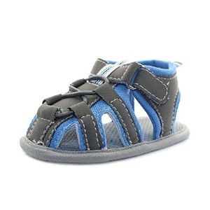 Itaar Infant Baby Boy Shoes Nonskid Sandals Soft Rubber Sole by Itaar